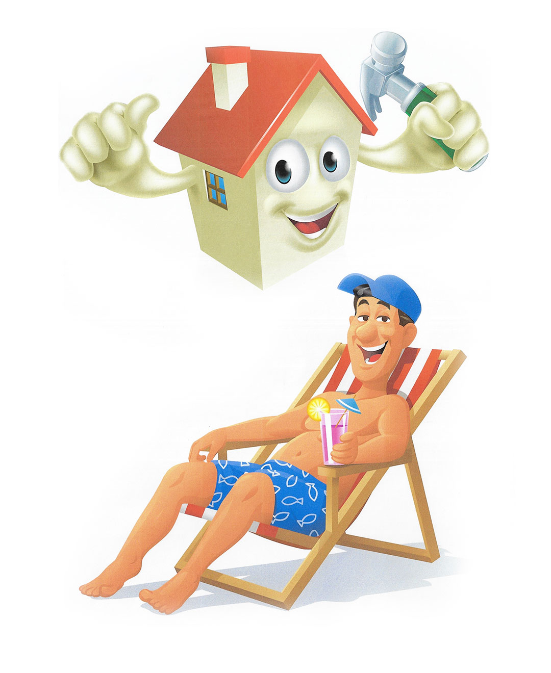 Engage Builder - Owner Builder Relaxing.