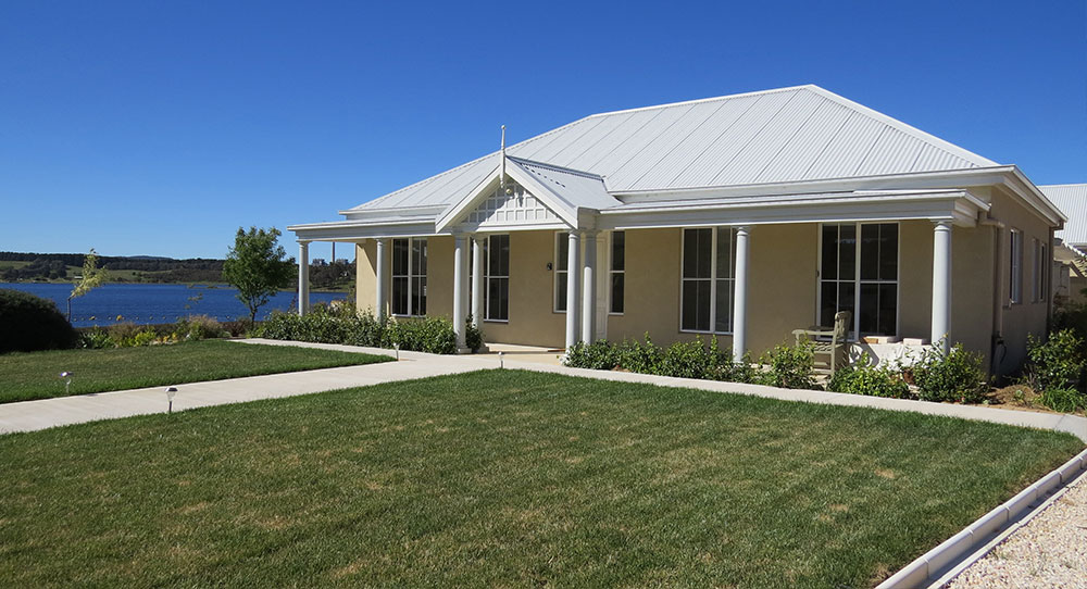 Paal kit homes 39 drinkfall bed and breakfast as well as for Kit home designs nsw