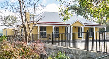 PAAL Kit Homes' Camden built in Gundagai, NSW.