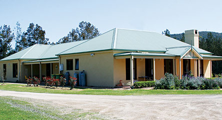 PAAL Kit Home Camden built in Forster, NSW.