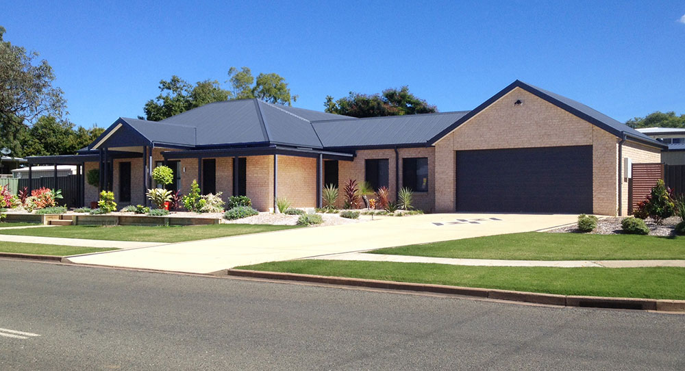 Paal kit home Franklin based design built by owner builders in Queensland