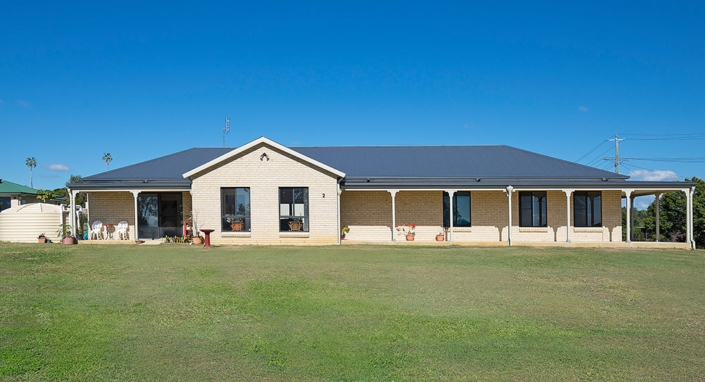 Paal Home Design Customised For Easy Access, Regency Downs QLD
