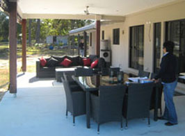 A Talk to PAAL Kit Homes NSW, Victoria or QLD now to find the best alfresco area for you!