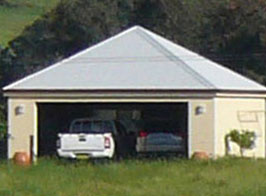 Ask one of PAAL Kit Homes NSW, Victoria or QLD home consultants on how you can add a garage or workshop