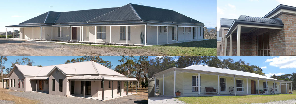 Talk To PAAL Kit Homes NSW, Victoria Or QLD About How You Can Add Verandah