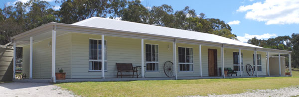 Kit home designs design flexibility of paal kit homes for Kit home designs nsw