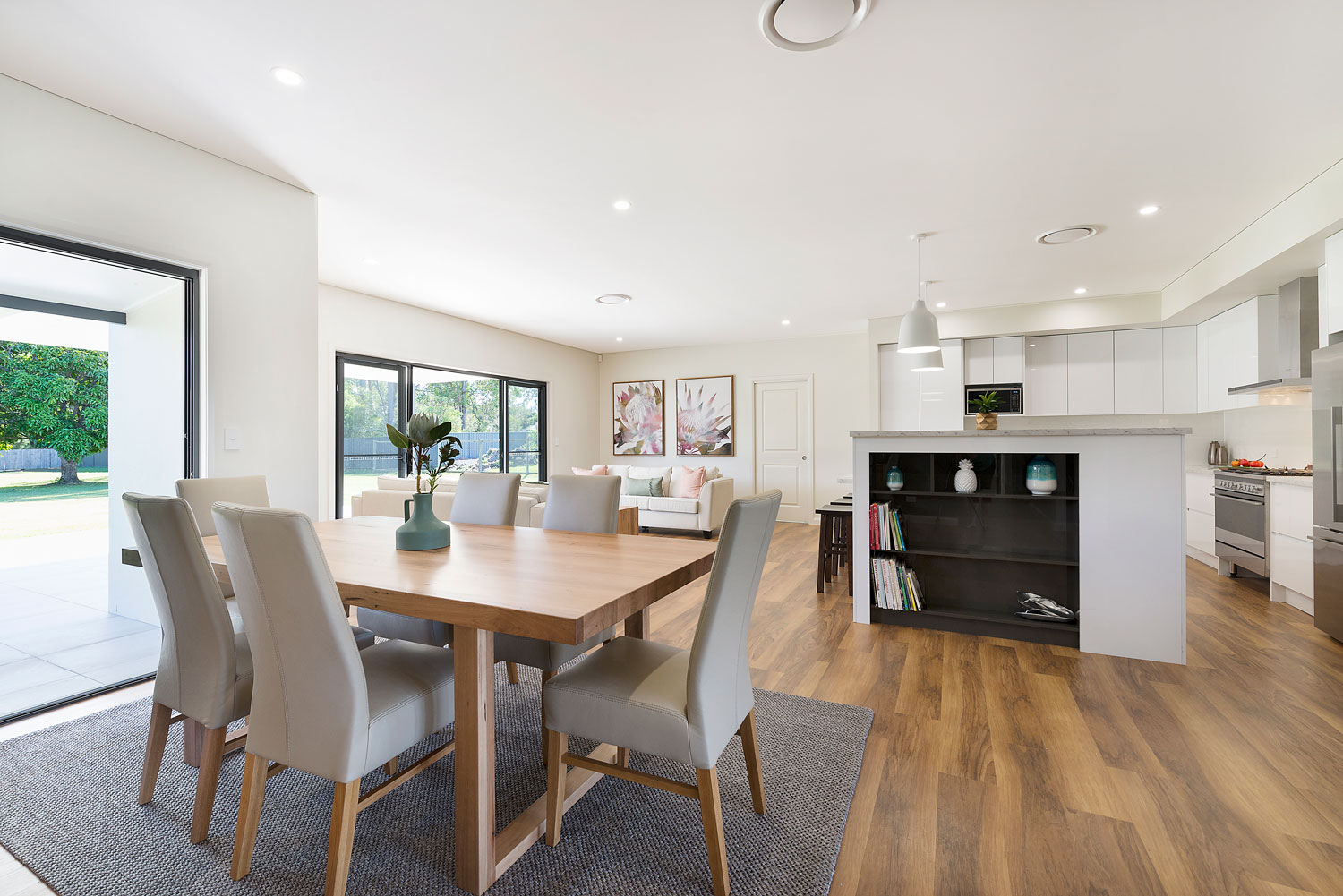 Caboolture Queensland Showroom Dining and Kitchen