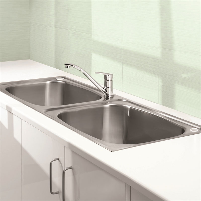 Double Bowl Laundry Trough : PAAL Kit Homes, Steel Frame & Modular Homes, NSW QLD VIC, Laundry Tubs