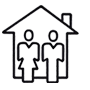 Visit Display Kit Homes Icon