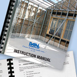 CUSTOMISED OWNER BUILDER'S Kit Home Manual: Individually prepared step by step kit home building instructions, customised to customers kit home floorplan