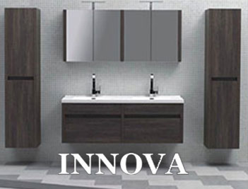 Innova bathroom products, tapware, vanities and more - PAAL Kit Homes Victoria NSW QLD