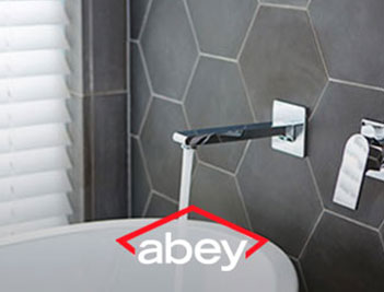 Abey Australia - Tapware, Sinks, Bathroom Furniture, Cooking Appliances, Trade Products -  Bathroom hardware PAAL Kit Homes NSW VIC QLD