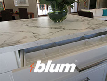 Blum is an international company that specialises in the production of functional furniture fittings. The company's main product groups are lift mechanisms, hinges and drawer systems for furniture - in particular for kitchen furniture. PAAL Kit Homes Victoria NSW QLD