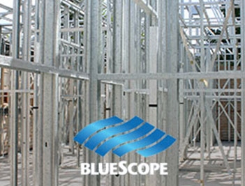 BlueScope steel frames, termite resistant, strong, easy to use - PAAL Kit Homes NSW VIC QLD