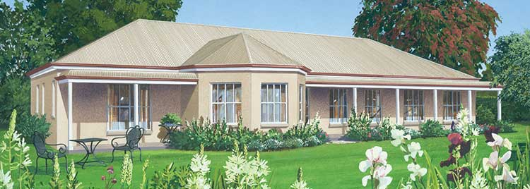 The Darling Facade - Paal Kit Homes offer easy to build steel frame kit homes for the owner builder and have display / sale centres in Sydney NSW, Melbourne VIC, Brisbane QLD, Townsville NTH QLD, Perth WA.