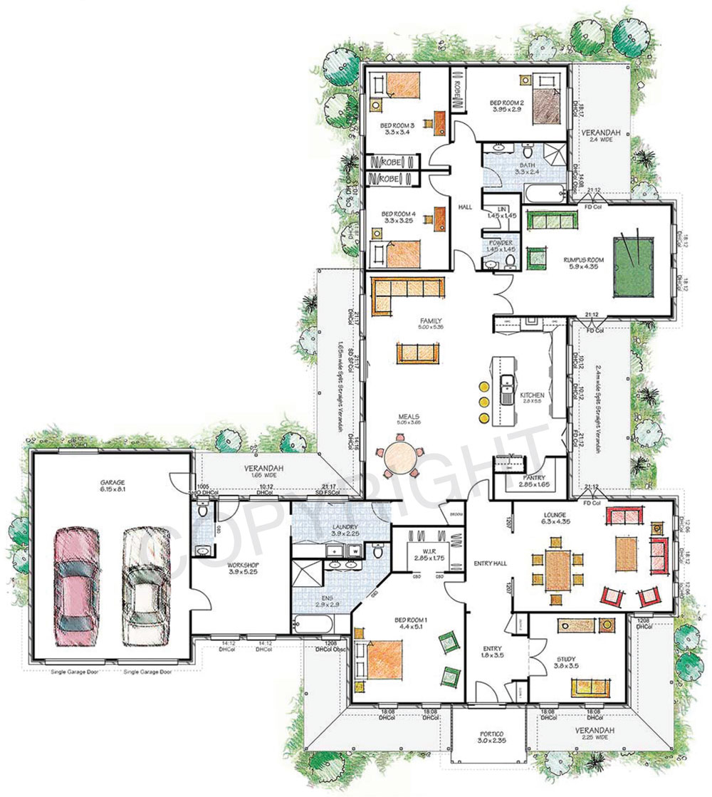 paal kit homes franklin steel frame kit home reversed plan nsw the franklin floor plan download a pdf here paal kit homes offer easy to
