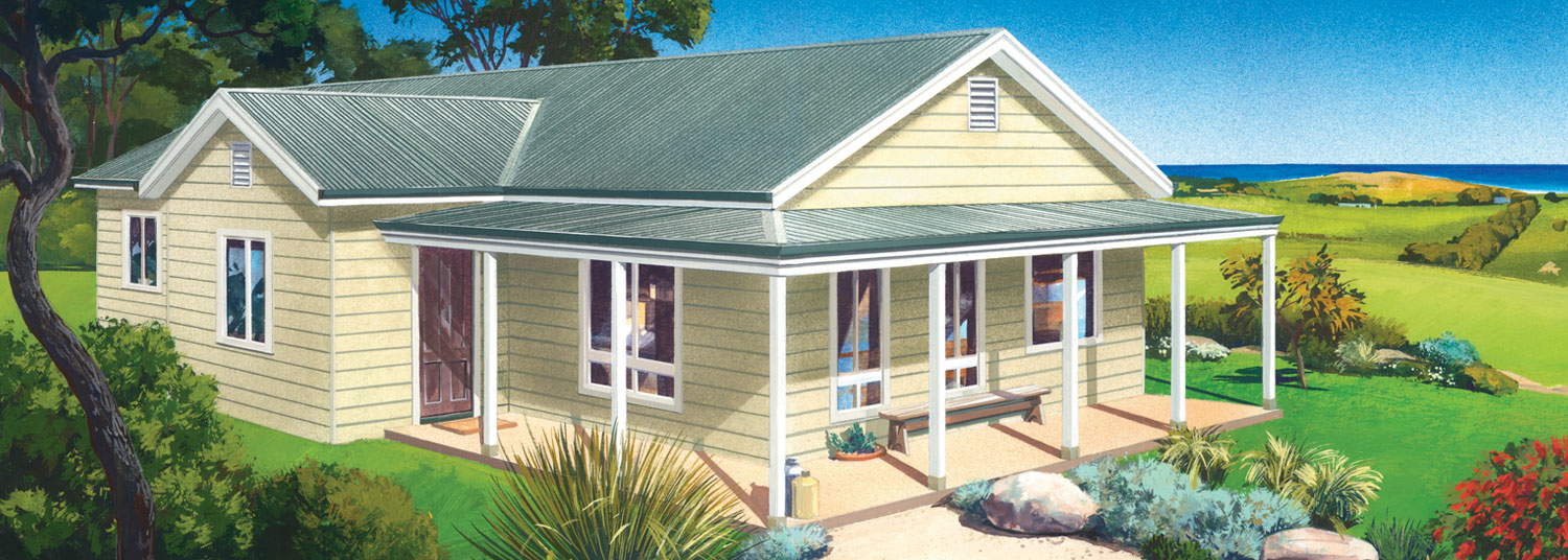Paal kit homes kiama steel frame kit home nsw qld vic for Beach house plans nsw