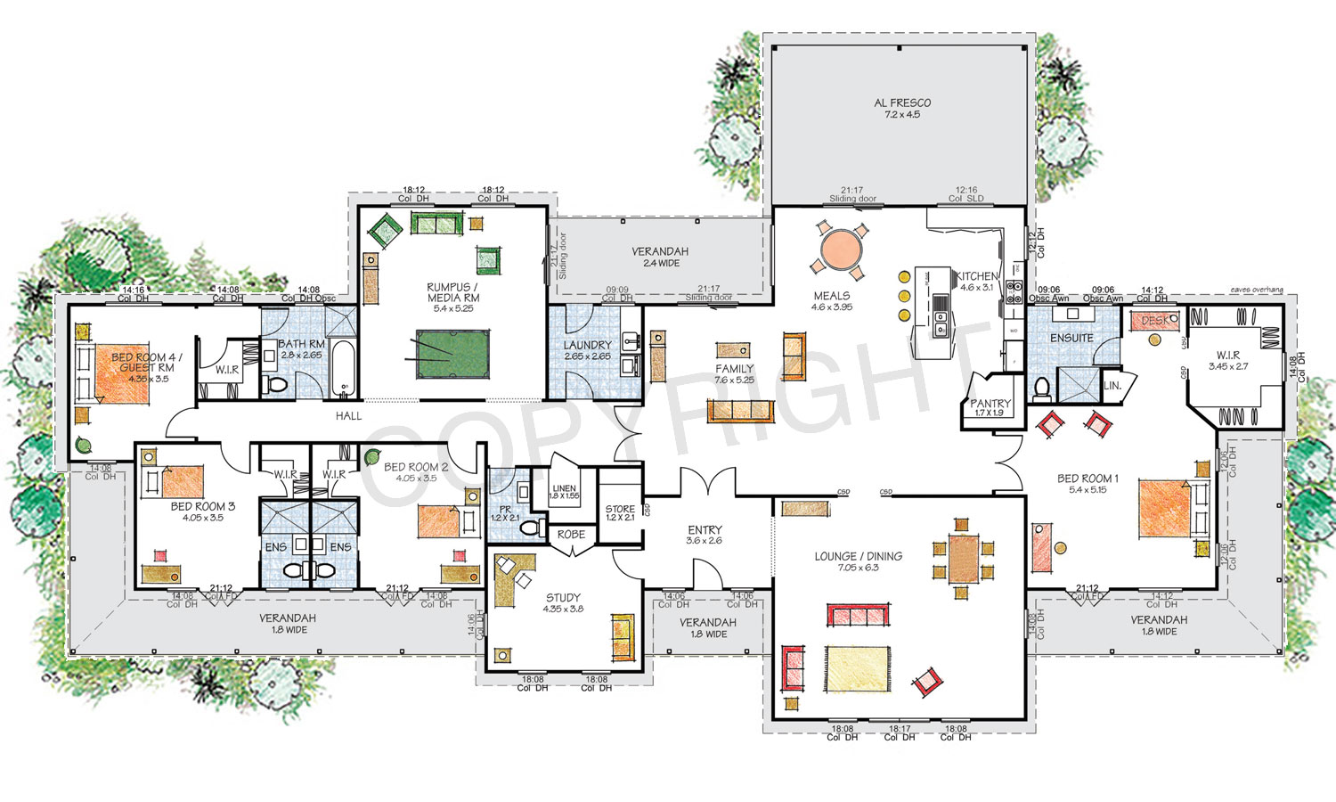 Floor plans qld 28 images acreage designs house for Interactive house plans