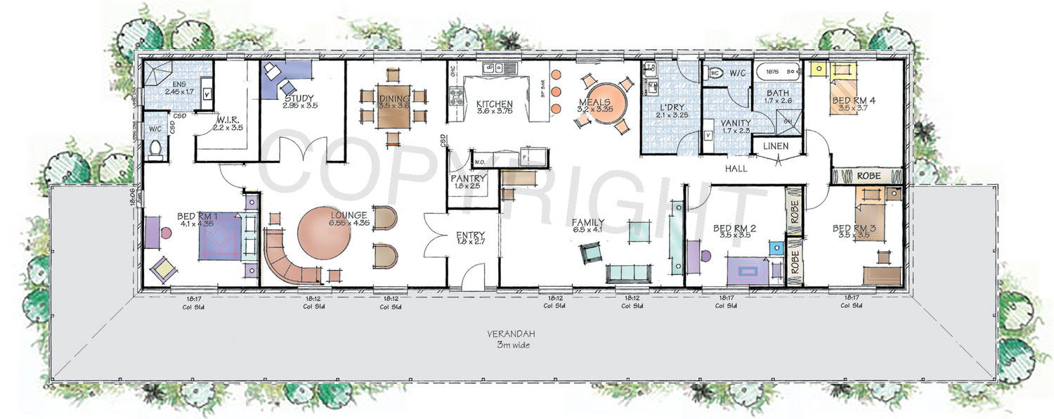 The Riverina Floor Plan   Download A PDF Here   Paal Kit Homes Offer Easy To Part 68