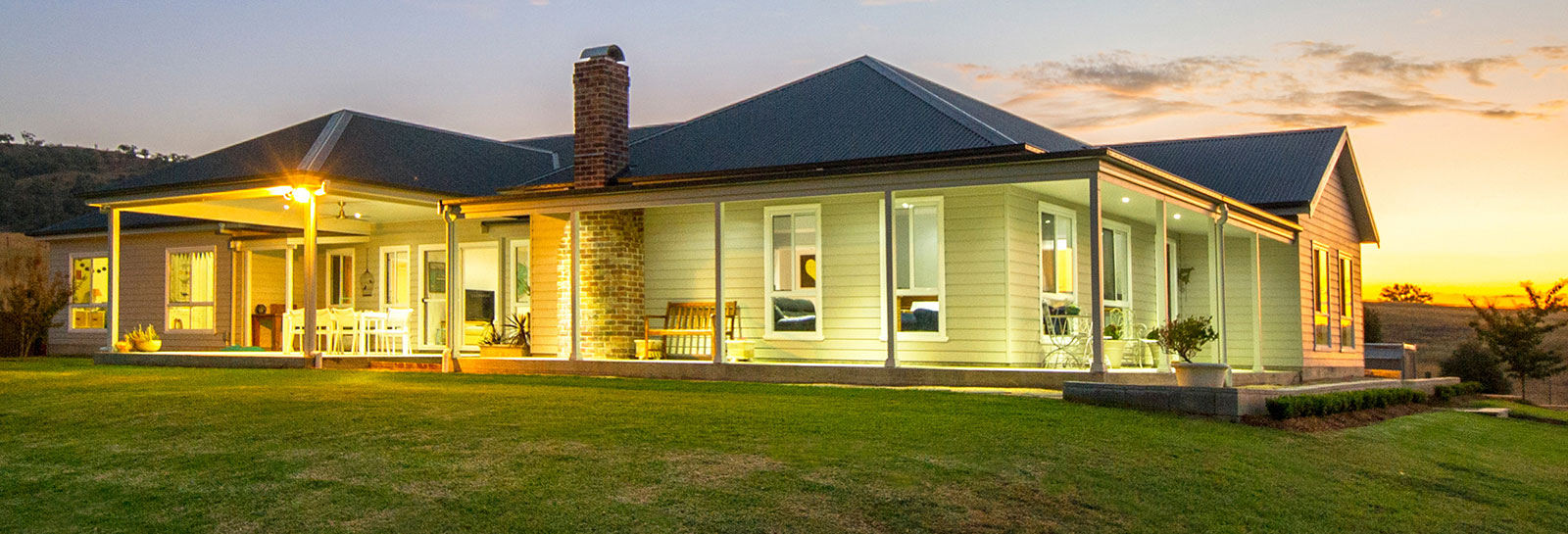 Paal kit homes steel frame homes paal kit homes australia for Homes to build on acreage