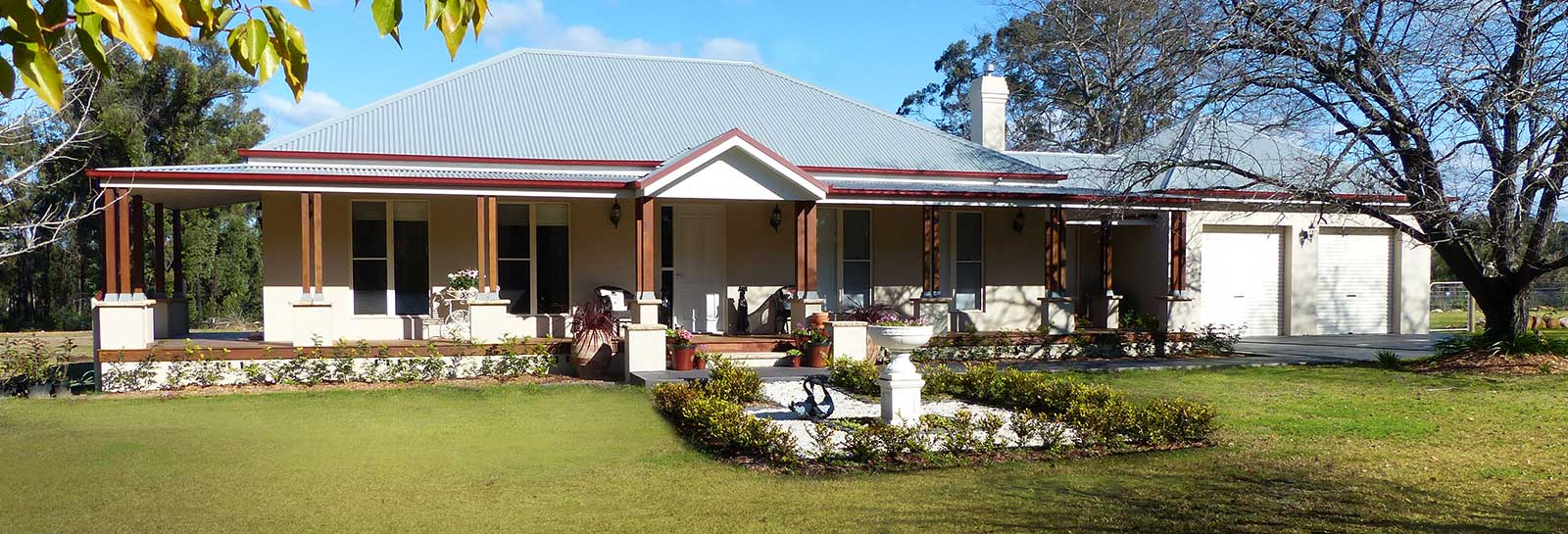 Country style kit homes melbourne