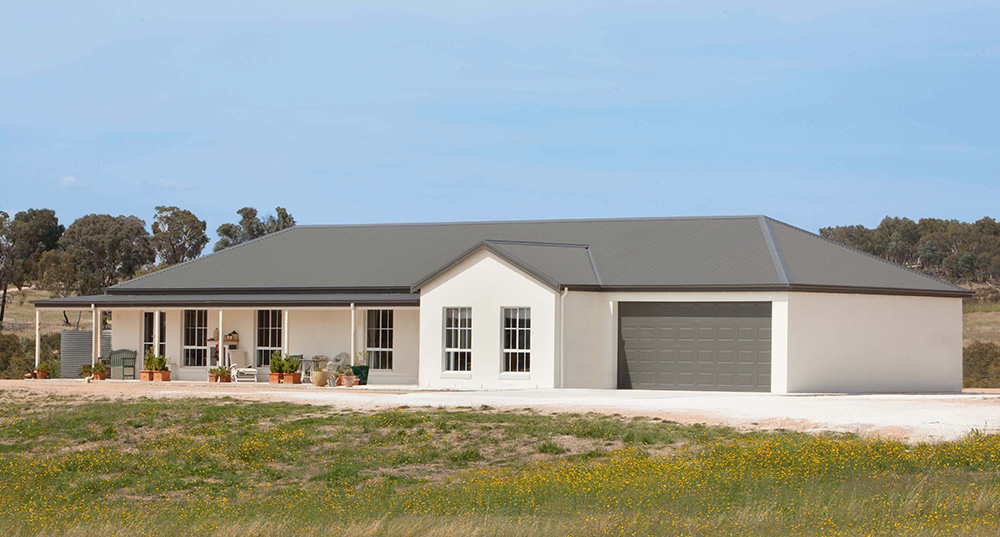 Paal kit homes 39 shoalhaven built at bathurst in nsw for Kit home designs nsw
