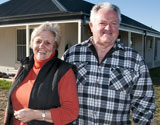 Big home project tackled with confidence, click for more information