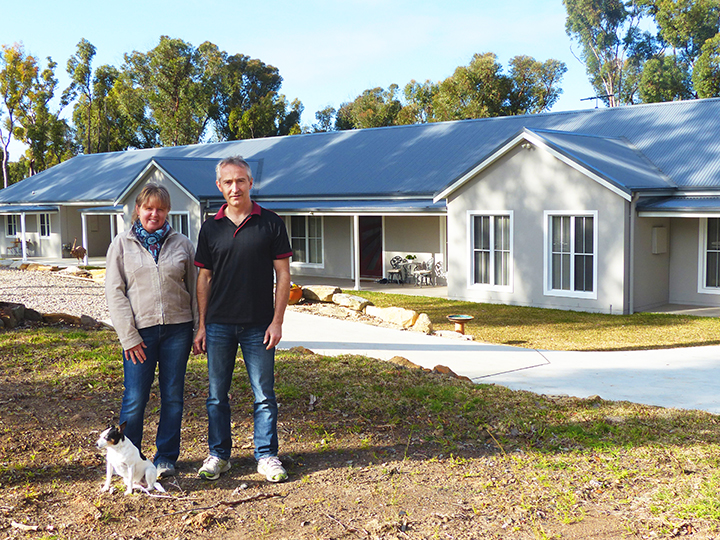 A kit home was affordable for us. Paal were very responsive in altering their design and liaising with us and our builder. PAAL Kit Homes NSW, Victoria, Queensland