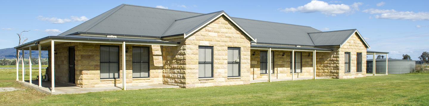 Paal produces country-style kit homes for country people and that's exactly what we wanted. Paal produces country-style kit homes for country people and that's exactly what we wanted.