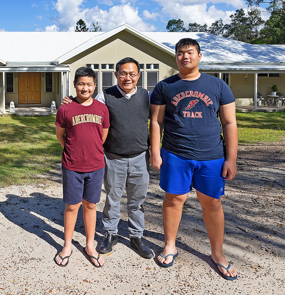 Family build one of Paal's largest homes