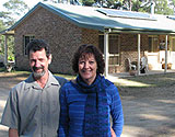 Couple happily build a second Paal kit home. PAAL Kit Homes NSW VIC QLD