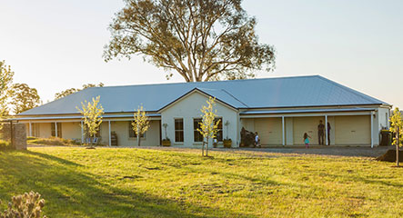 PAAL Kit Homes' Hartley built at Murrumbateman in NSW.