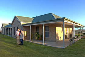 Paal Kit Homes Australia Cost Savings Flexibility To