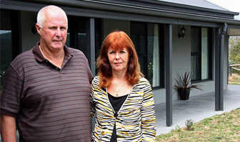 From the Ashes. After Raelene and Victor Gill lost their home in the Victorian bushfires, they decided to rebuild a steel-framed home from Paal Kit Homes PAAL Kit Homes Australia, NSW, VIC, QLD.
