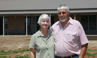 The builder who put up our house built two or three Paal steel frame kit homes previously, so everything went very smoothly. PAAL Kit Homes NSW, VIC, QLD.